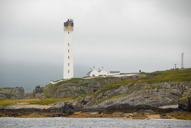 Rhuvaal Lighthouse, Islay