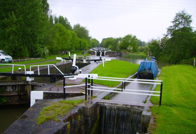 Locks at Hatton