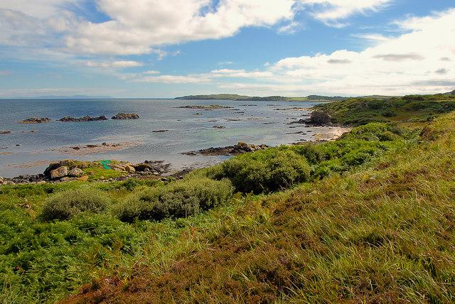 Bagh a Bhorra-chille, Islay