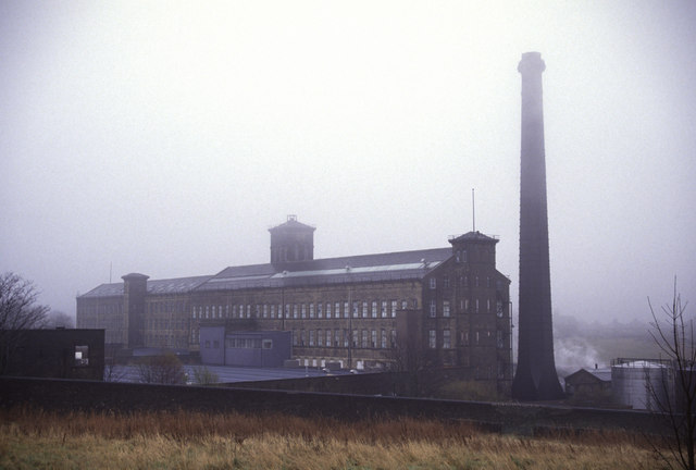 Play Misty for me - Black Dyke Mills