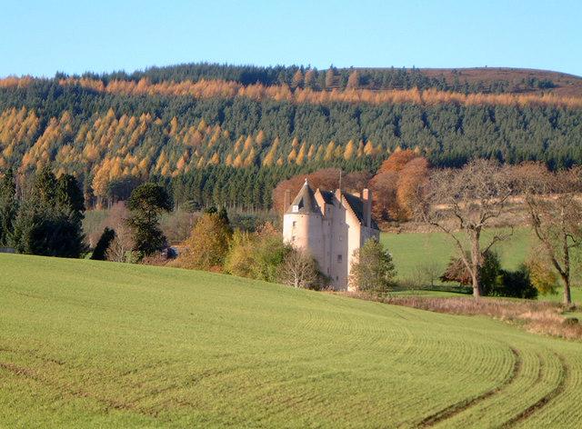 Pitfichie Castle