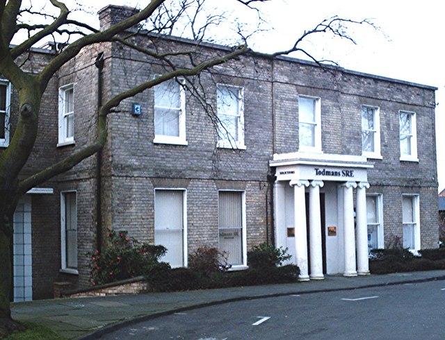 Former Town Hall, Rayleigh