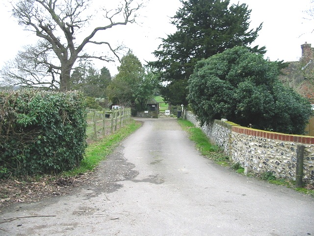 Entrance to Iffin Farm