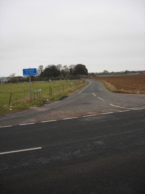 Alland Grange Road