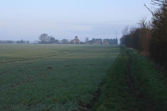 Farmland off Turnor Road
