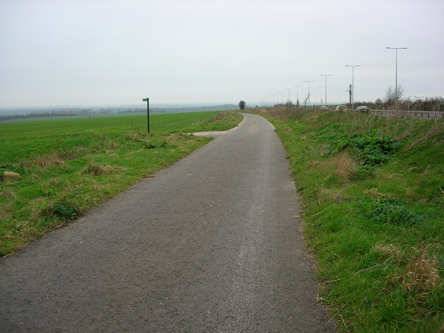 The Old A253 Road From Ramsgate