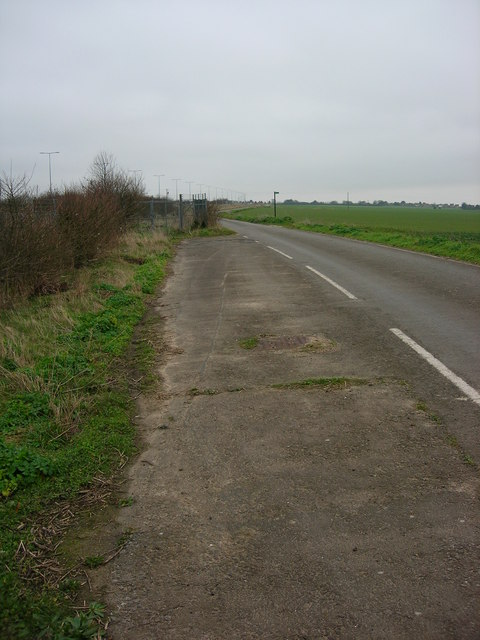The Old A253 Road