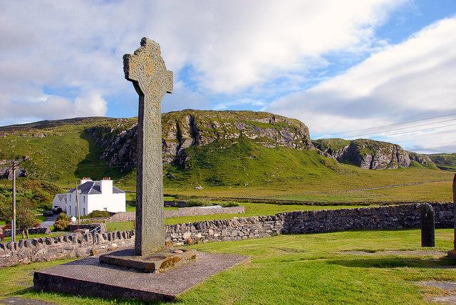 Kilchoman Cross, Islay