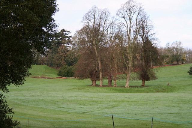Brookland Hall Golf Course
