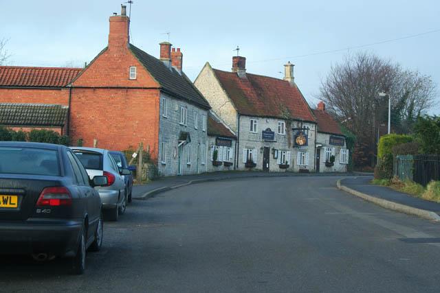 Grantham Road, Ropsley