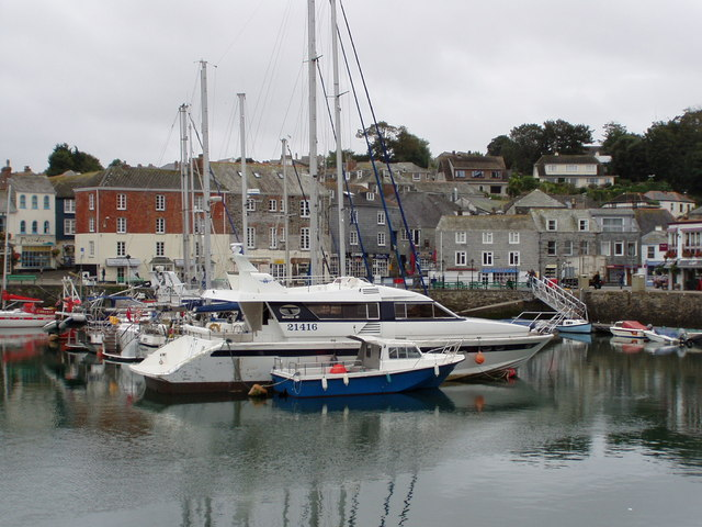Padstow Harbour early morning