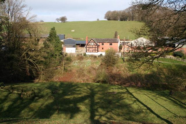 Tirnewydd Farm