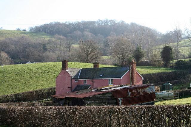 'Pink Cottage'
