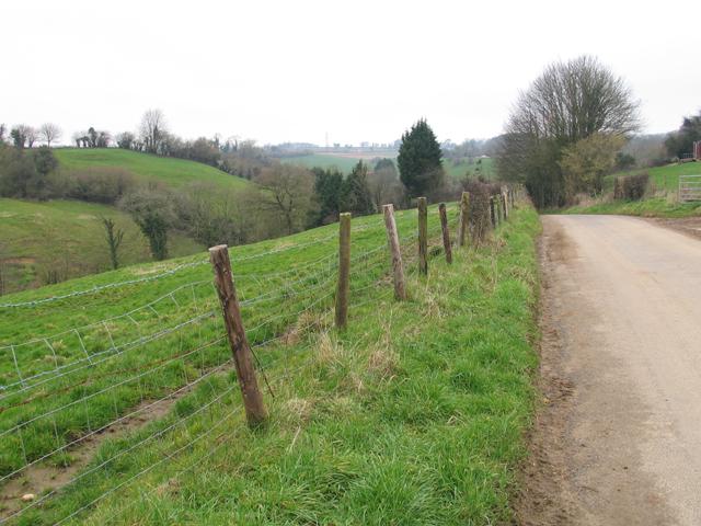 Near Batcombe