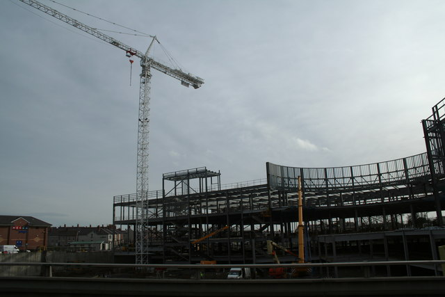 Eagles Meadows development