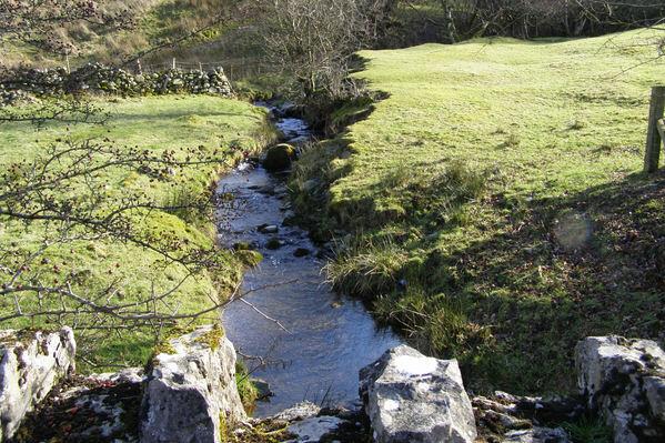 River Ellen at Longlands