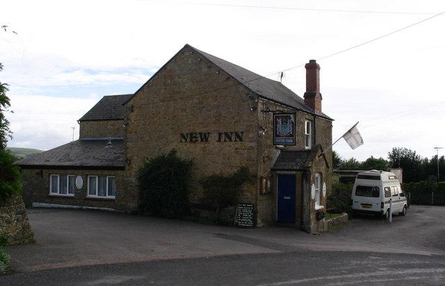 The New Inn, Shipton Gorge