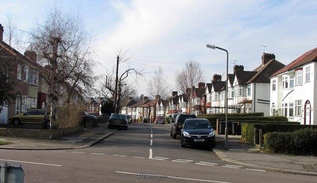 Silkfield Road, London NW9