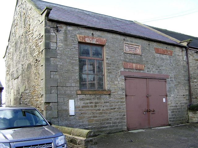 Copley : Primitive Methodist Chapel (dated 1864)
