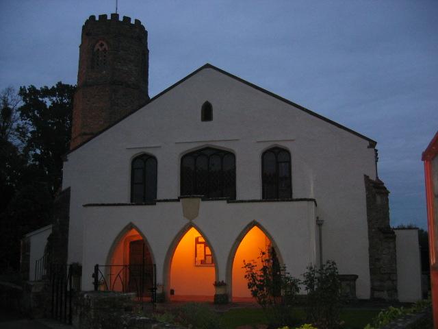 Bishops Hull Church