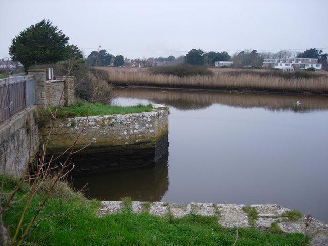 Balancing pond