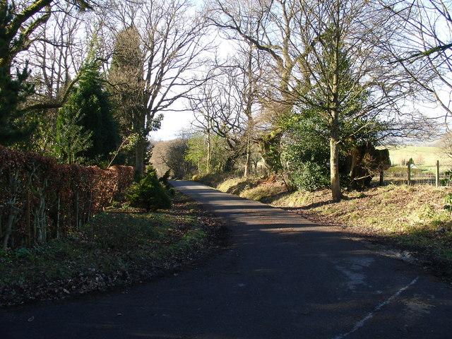 Auchenibert Lane