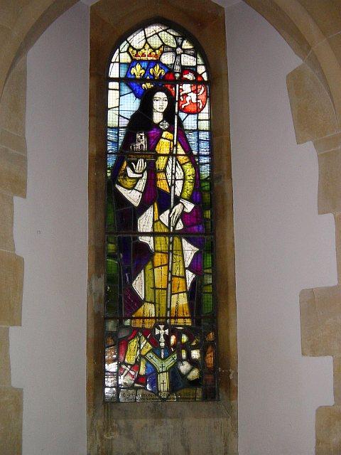 Window - St Mary, Hillborough