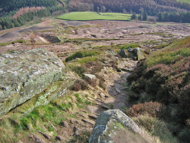 Path Up Hasty Bank