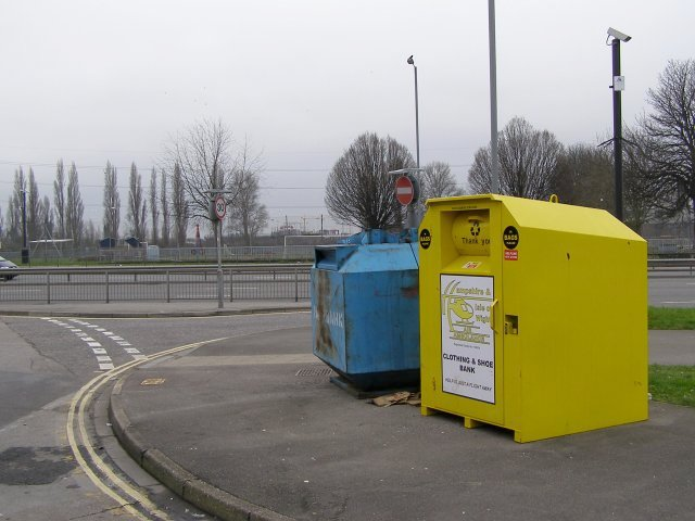 Recycling facilities, Millbrook