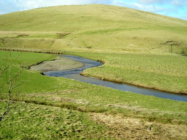 Duneaton Water Near Craighead