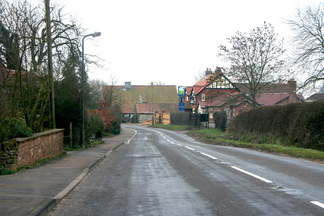 Grantham Road, Old Somerby