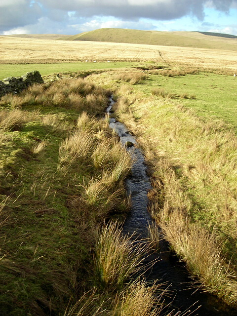 Martincleuch Burn
