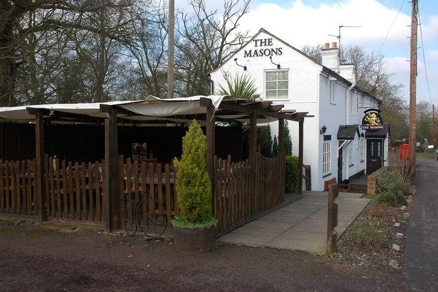 The Masons, Wadborough