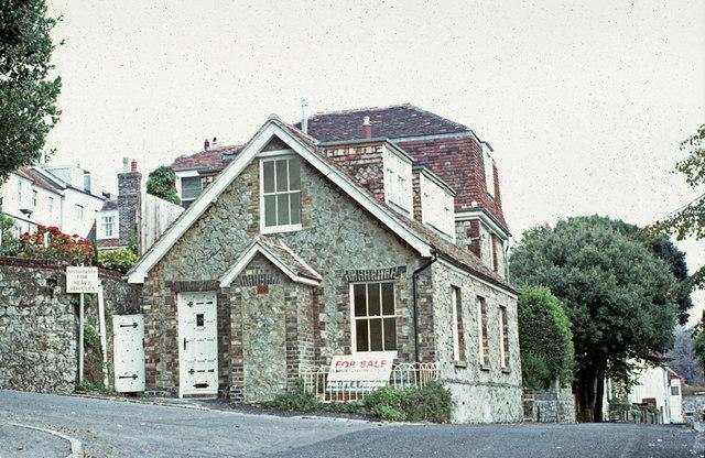 Bartholomew Street Hythe c1975