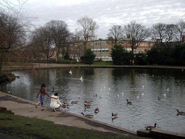 Wibsey Park, Bradford