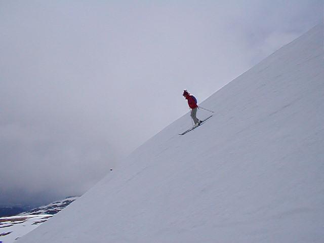 Ski slope - Glenshee