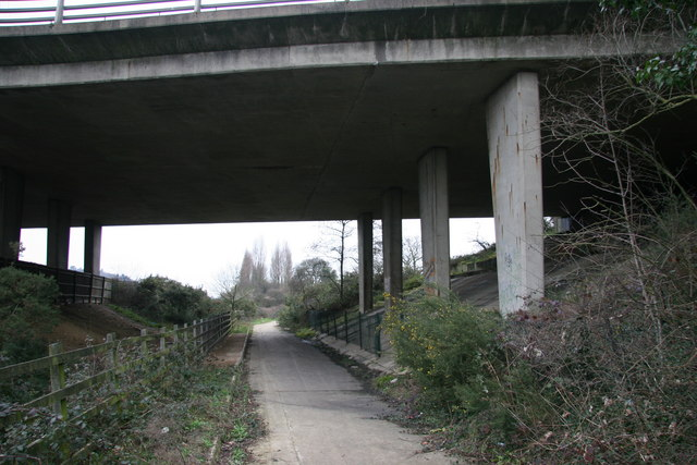 Monk's Walk