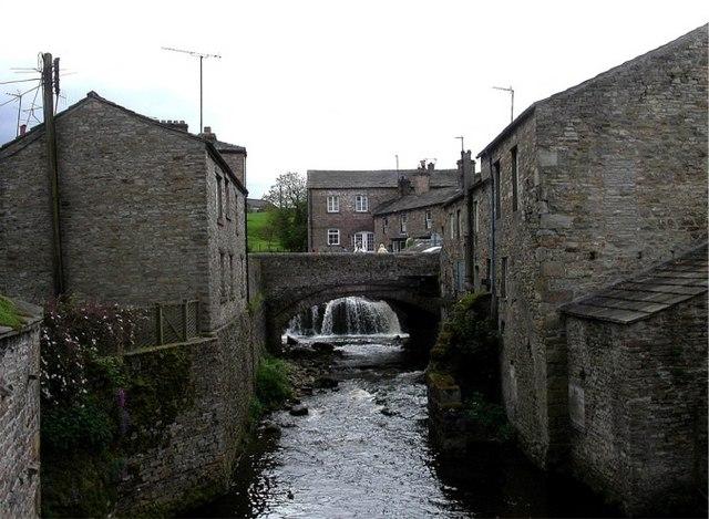 Bridge over Duerley Beck, Hawes