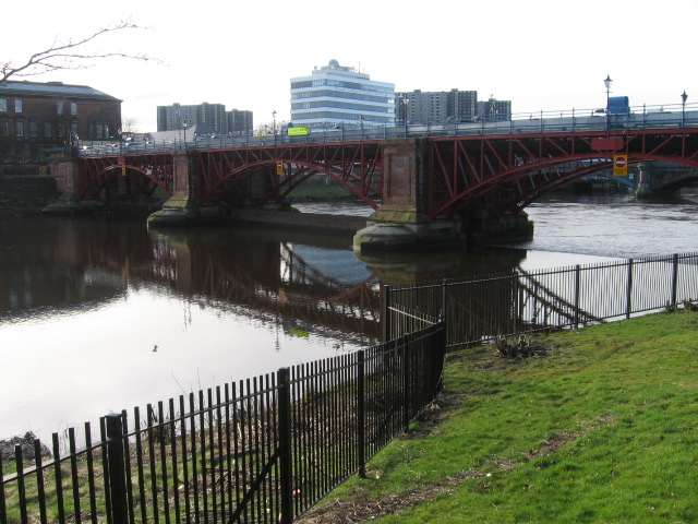 The Clyde Tidal Weir