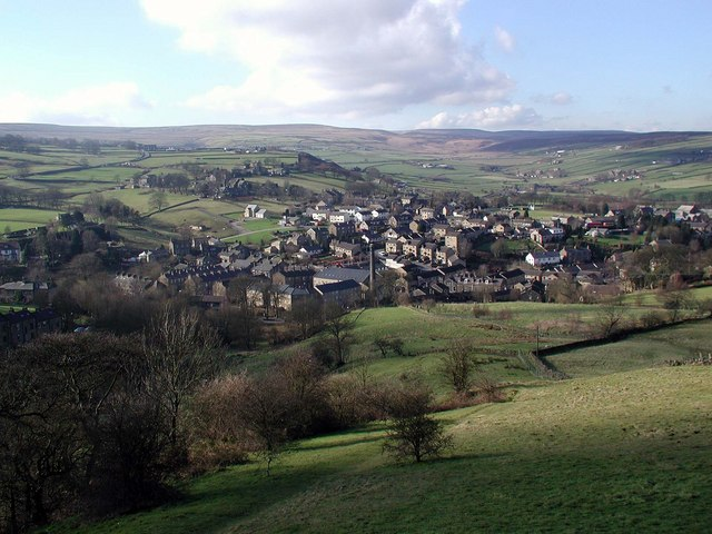 Lower Town, Oxenhope