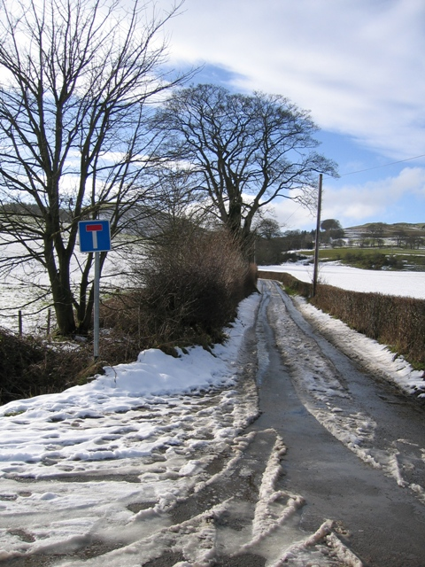 Road to the Vale of Clwyd