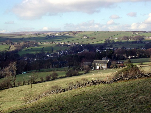 Upper Yate Farm, Oxenhope