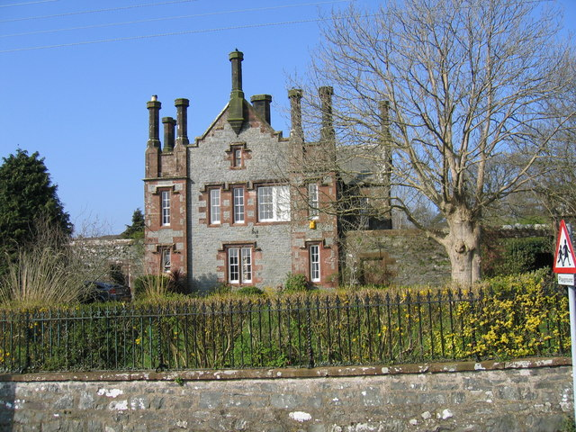 Old Prison House, Harbour Road, Wigtown