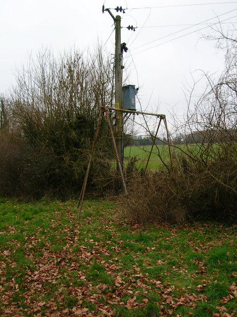 Rusting Swing