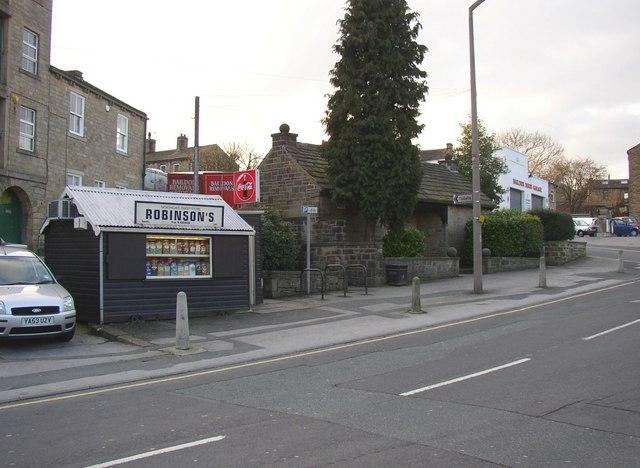 The sweet shop, Northgate, Baildon