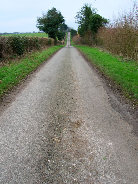 Unnamed Lane