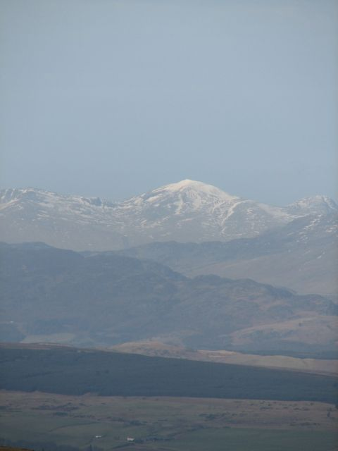 Ben Lawers, from Ben Cleuch