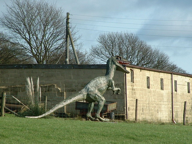 Dinosaur, Gallows Pole Hill