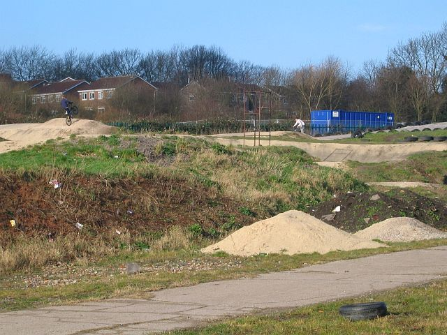 Bulwell cycle park