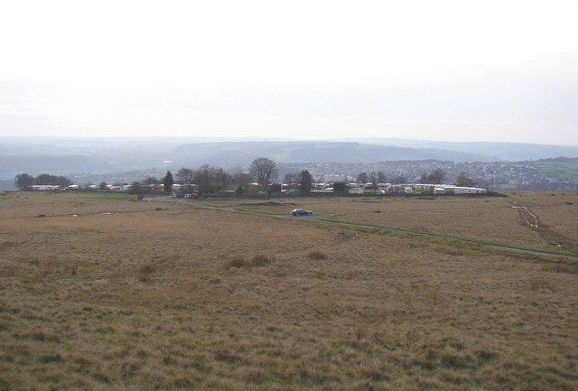 Dobrudden Farm, baildon Moor